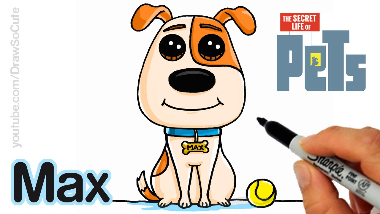 Pets clipart easy dog #13