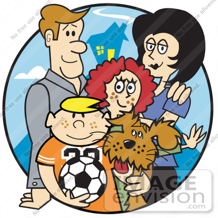 Pet clipart family With clipart with Family clipart