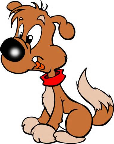 Pets clipart funny dog #6