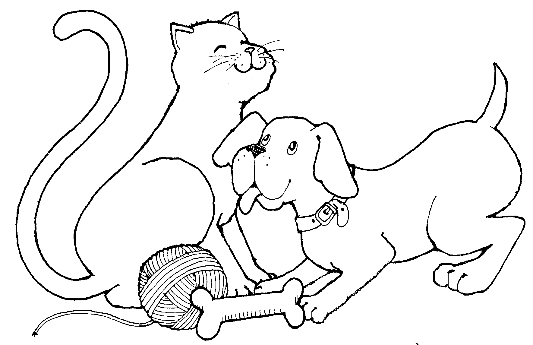Black Cat clipart dog black Dogs Cat Cliparts collection Cliparts