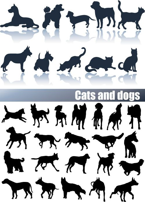 Perro clipart dog outline 250 outlines best clipart dog