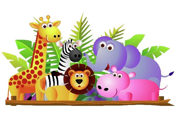 Baby Animal clipart wild animal Download Cliparts zoo clipart Free