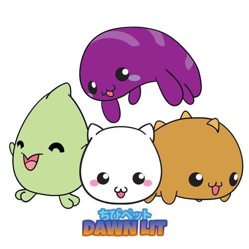 Pets clipart touch Chibi about touch!! is pet