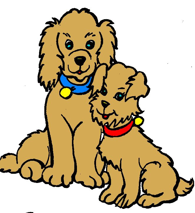 Pets clipart two dog #5