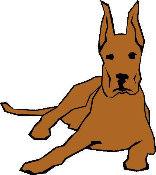 Pets clipart two dog #8