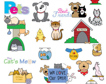 Pet clipart we love Clip  Other Popular Green