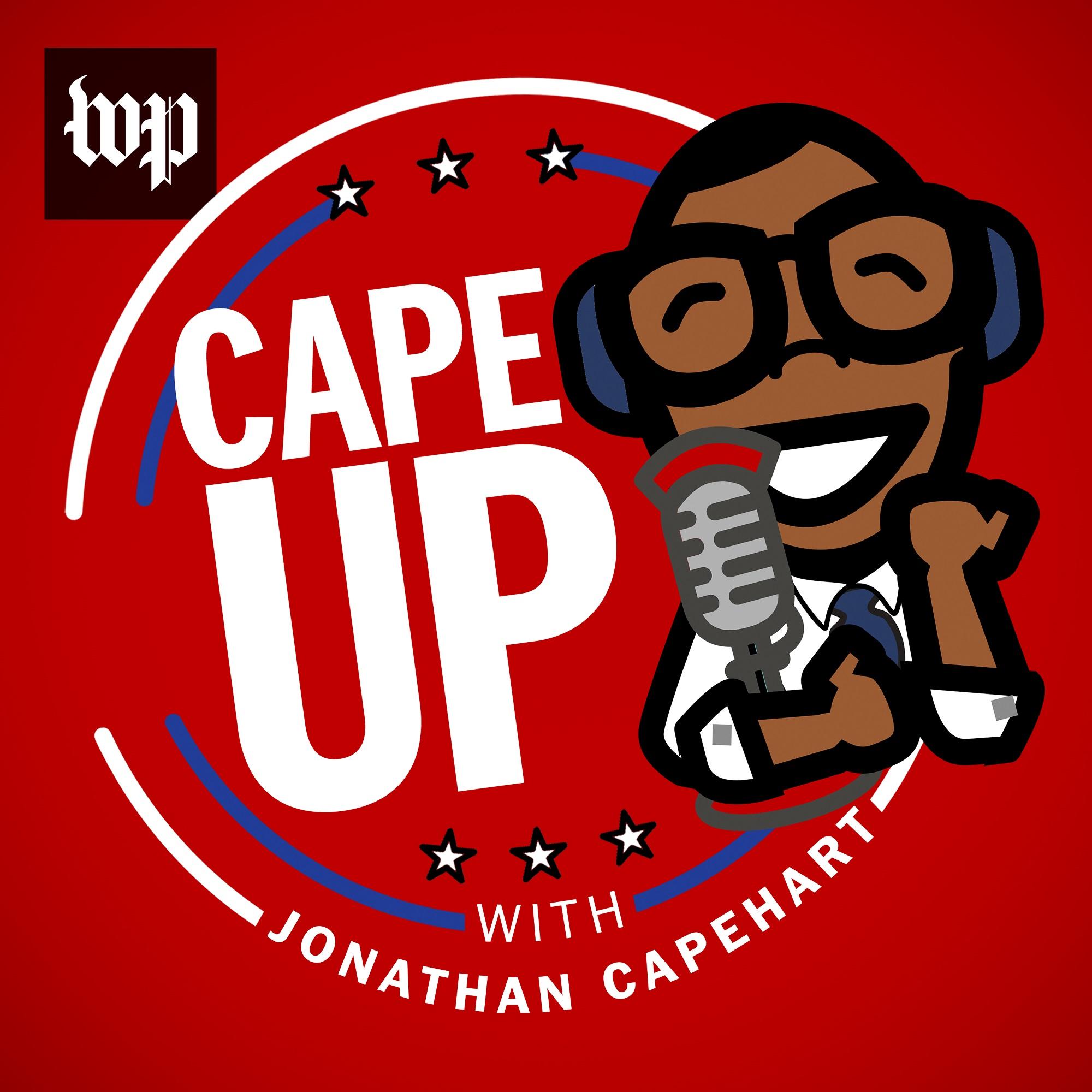Phanom clipart cape Via On Capehart Radio Jonathan