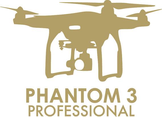 Phanom clipart cape Decal Phantom  DJI Professional