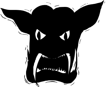 Phanom clipart demon Public Halloween GoogleEyed  Free
