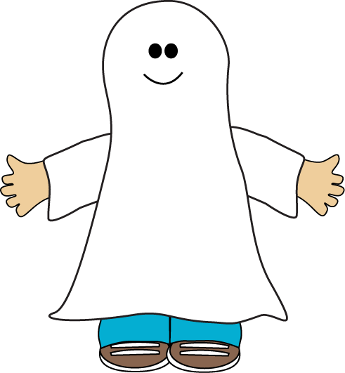 Ghostly clipart kid Clip Ghost Ghost Image Art