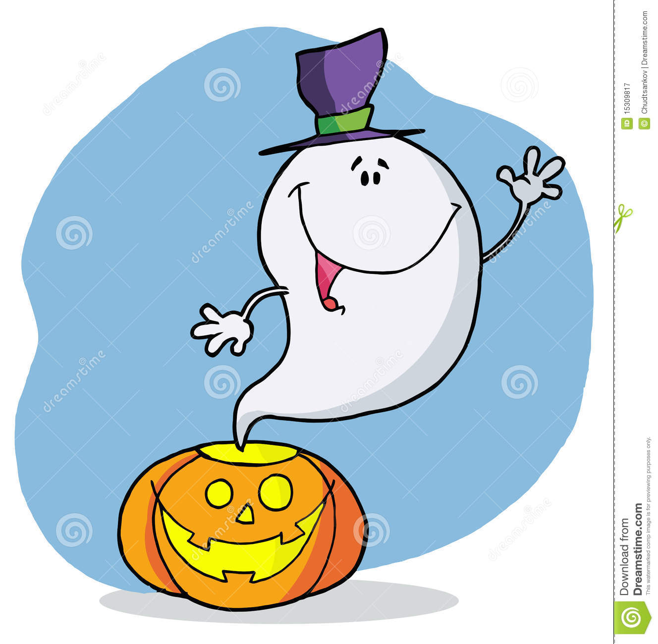 Phanom clipart happy ghost Friendly Free Ghost Clipart Clipart
