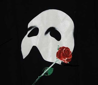 Phanom clipart hockey mask And Phantom mask phantom opera