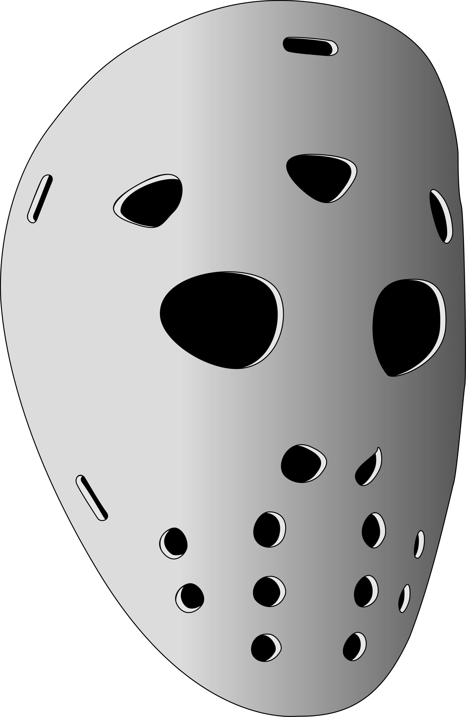 Phanom clipart hockey mask Mask hockey hockey mask Clipart