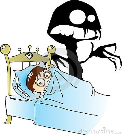 Phanom clipart horror movie Do sleep horror Quora watching