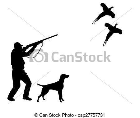 Pheasant clipart bird hunting Pheasant and Vector Pheasant phasianus
