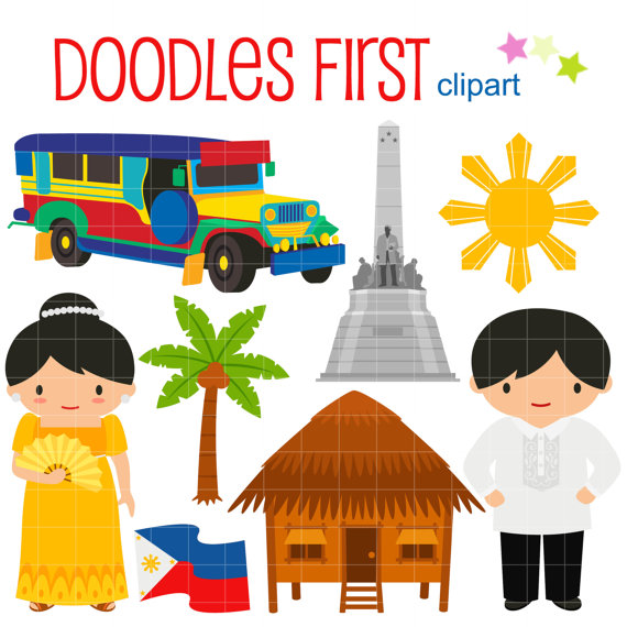 Phillipines clipart #13