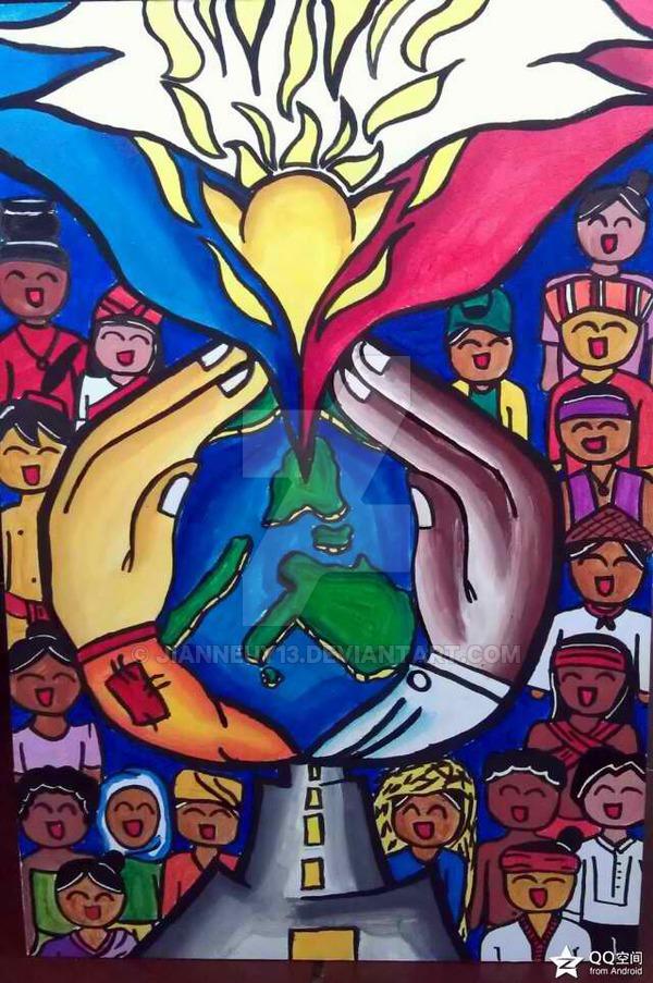 Philipines clipart buwan ng #14