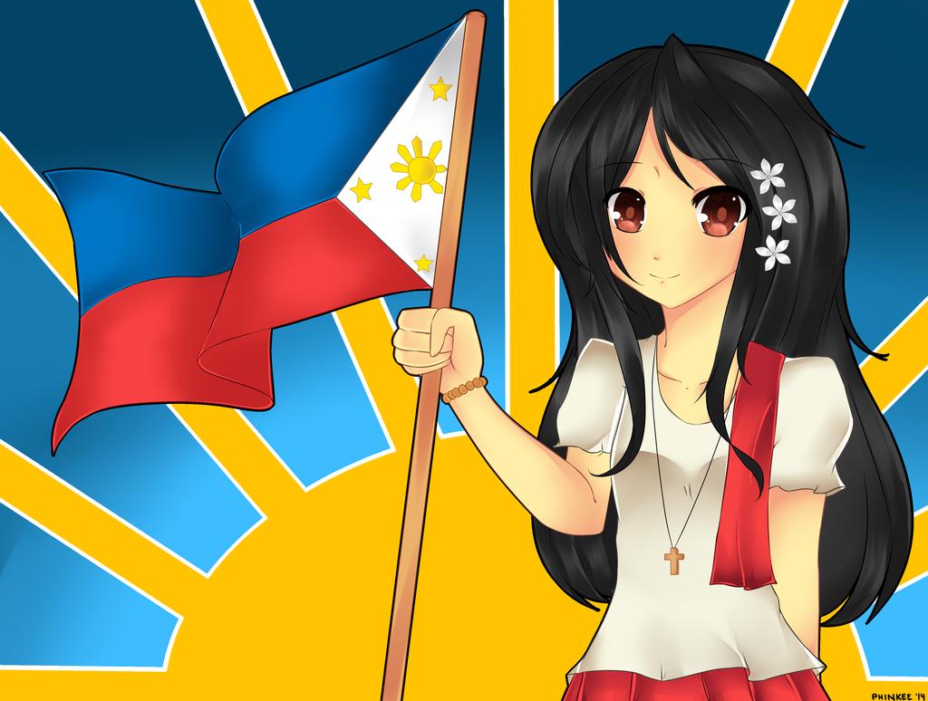 Philipines clipart buwan ng #11