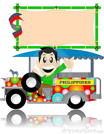 Clipart Philippine clipart jeepney jeepney