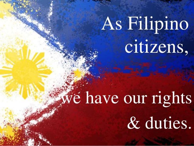 Phillipines clipart civil right #13