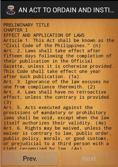 Phillipines clipart civil right #7