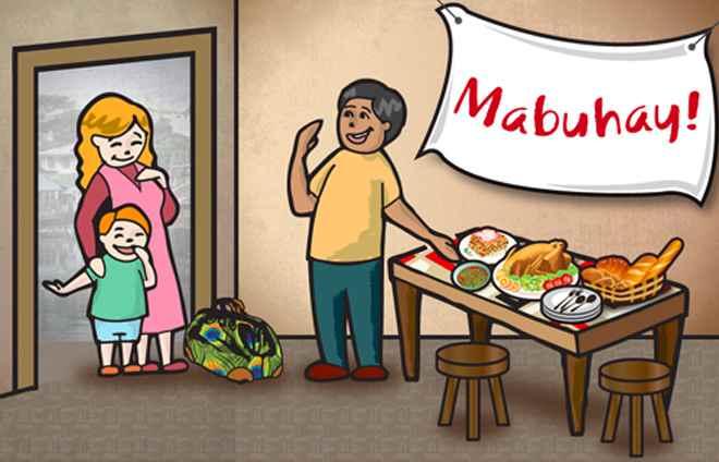 Philipines clipart filipino hospitality Traits filipino Filipino Make hospitality