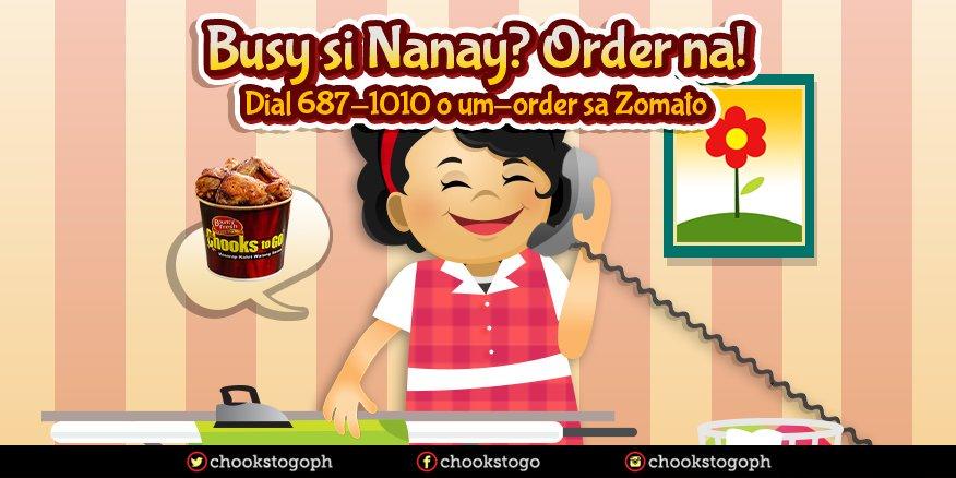 Philipines clipart gawaing bahay Masarap Dial Zomato! gawaing si