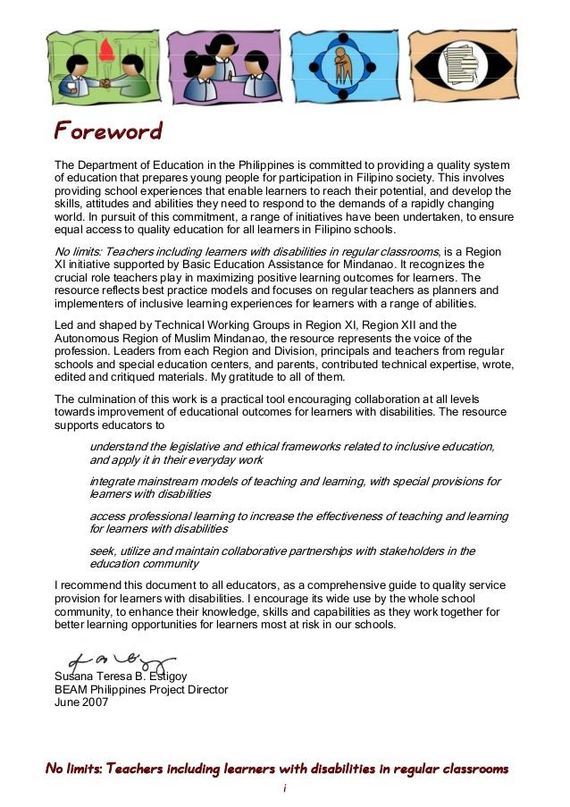 Phillipines clipart inclusive education #10