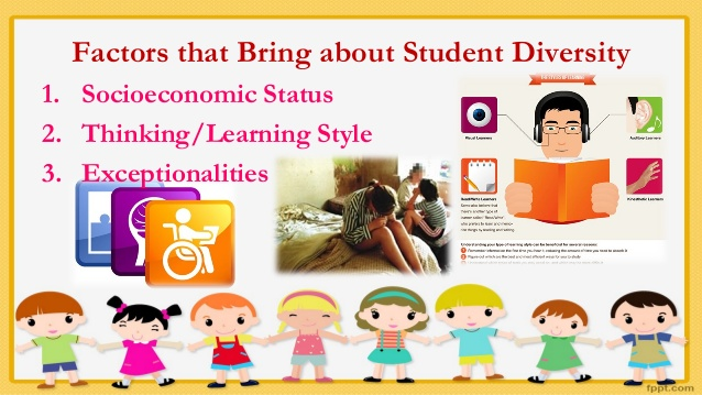 Phillipines clipart individual difference Bring Diversity; Differences that Student