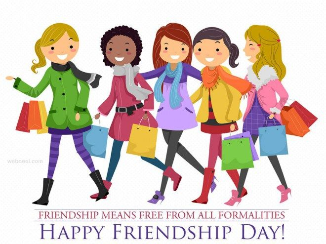 Philipines clipart international friendship day #13