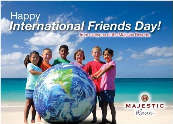 Philipines clipart international friendship day #12