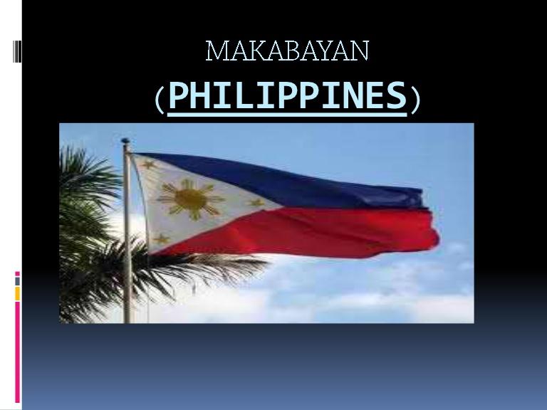 Phillipines clipart makabayan Makabayan