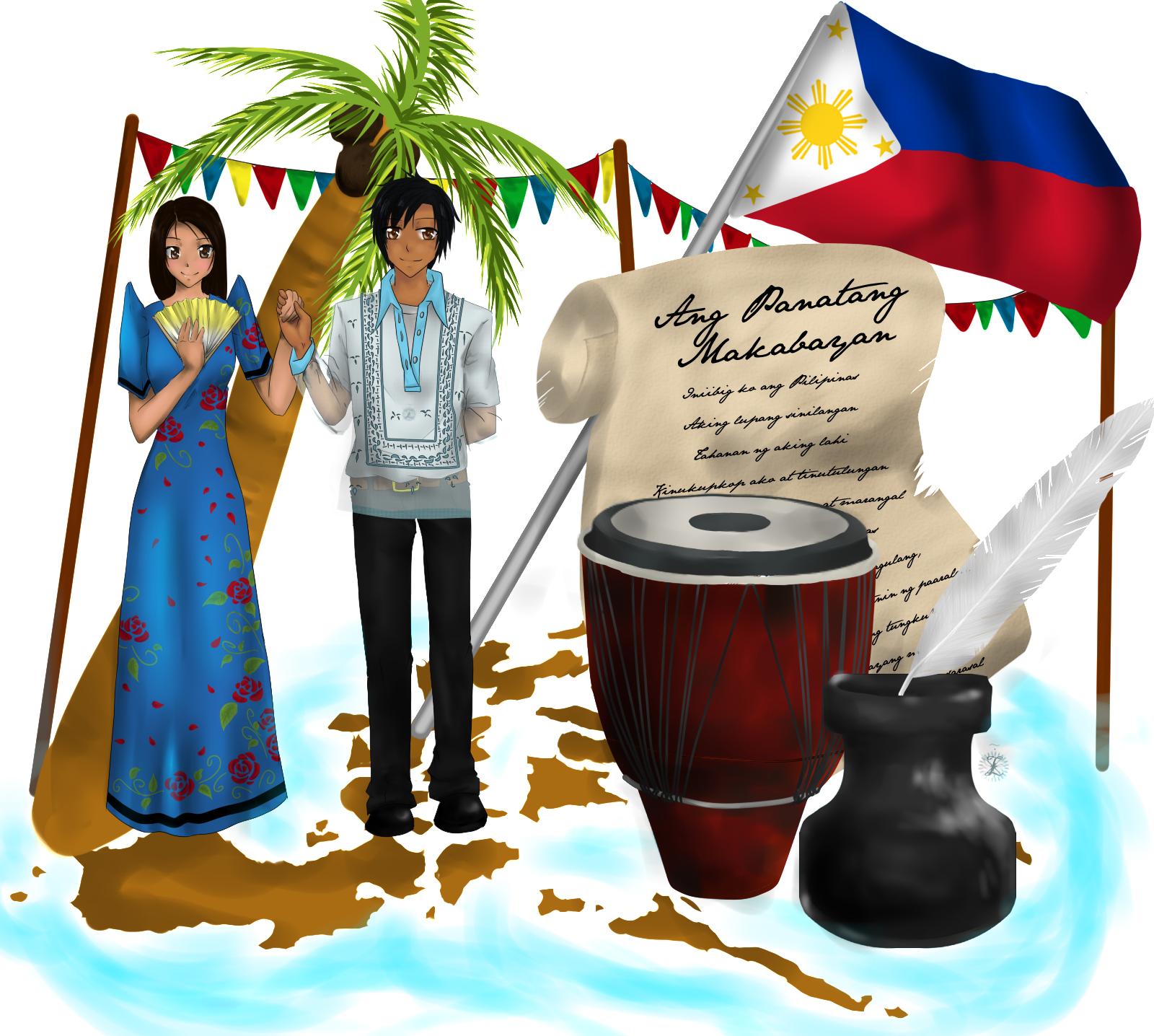 Phillipines clipart makabayan Culture Culture AzureRosePianist Culture by