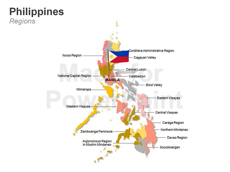 Phillipines clipart mapa Slides Philippines Map Map Philippines