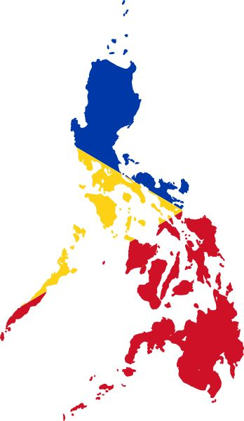 Phillipines clipart mapa Philippines Luzon geographical aka Best