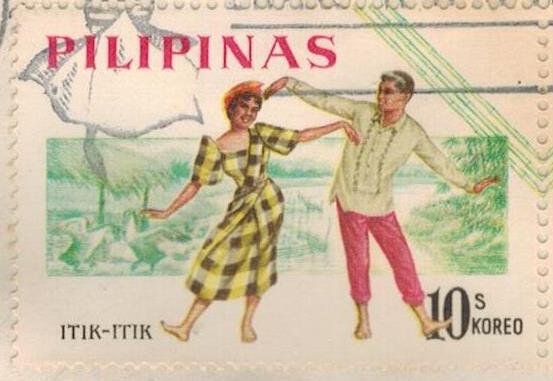 Philipines clipart philippine folk dance The Philippine 15 1963 On