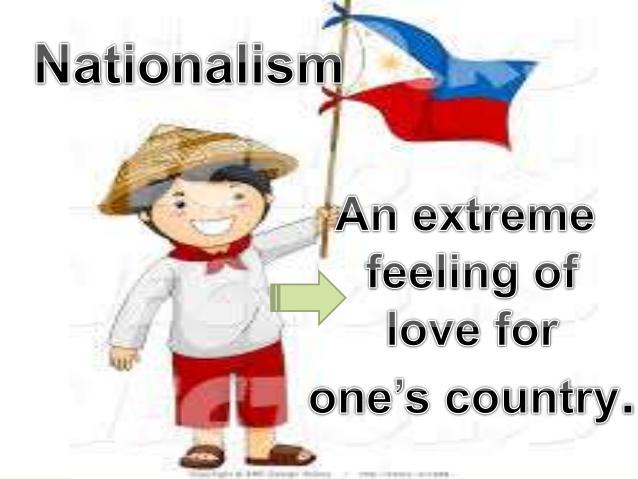 Philipines clipart philippine nationalism Contributory Factors Development to Nationalism