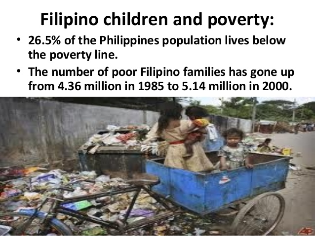 Phillipines clipart poor child And poverty:• protection Filipino Laws