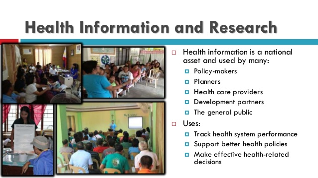 Health the Systems; Philippine An