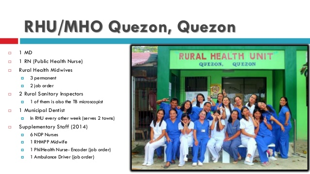 Community physician philippines the newly
