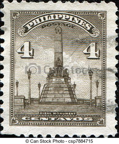 Phillipines clipart rizal monument #4