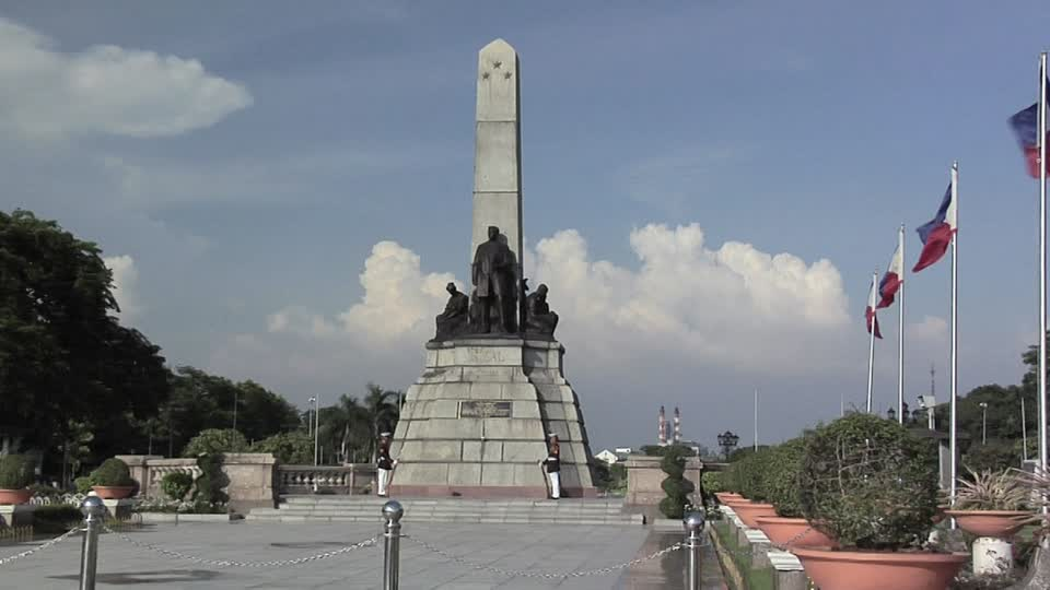 Phillipines clipart rizal monument #5