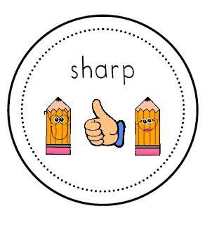 Pencil clipart sharp pencil FREE Pencil Sharp Labels Best