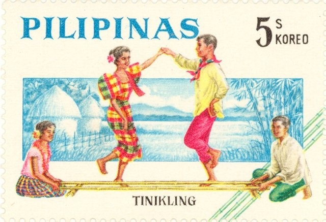 Danse clipart tinikling Clipart com Philippines Tinikling Dance