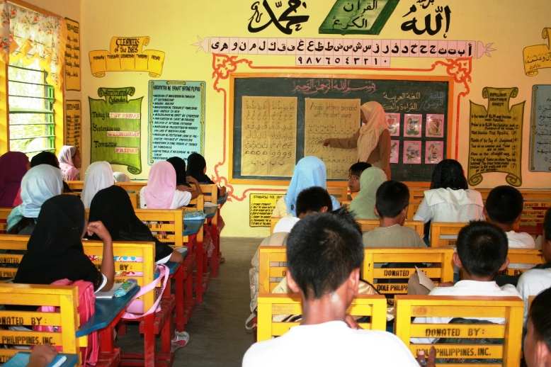 Education and Muslim Arabic values