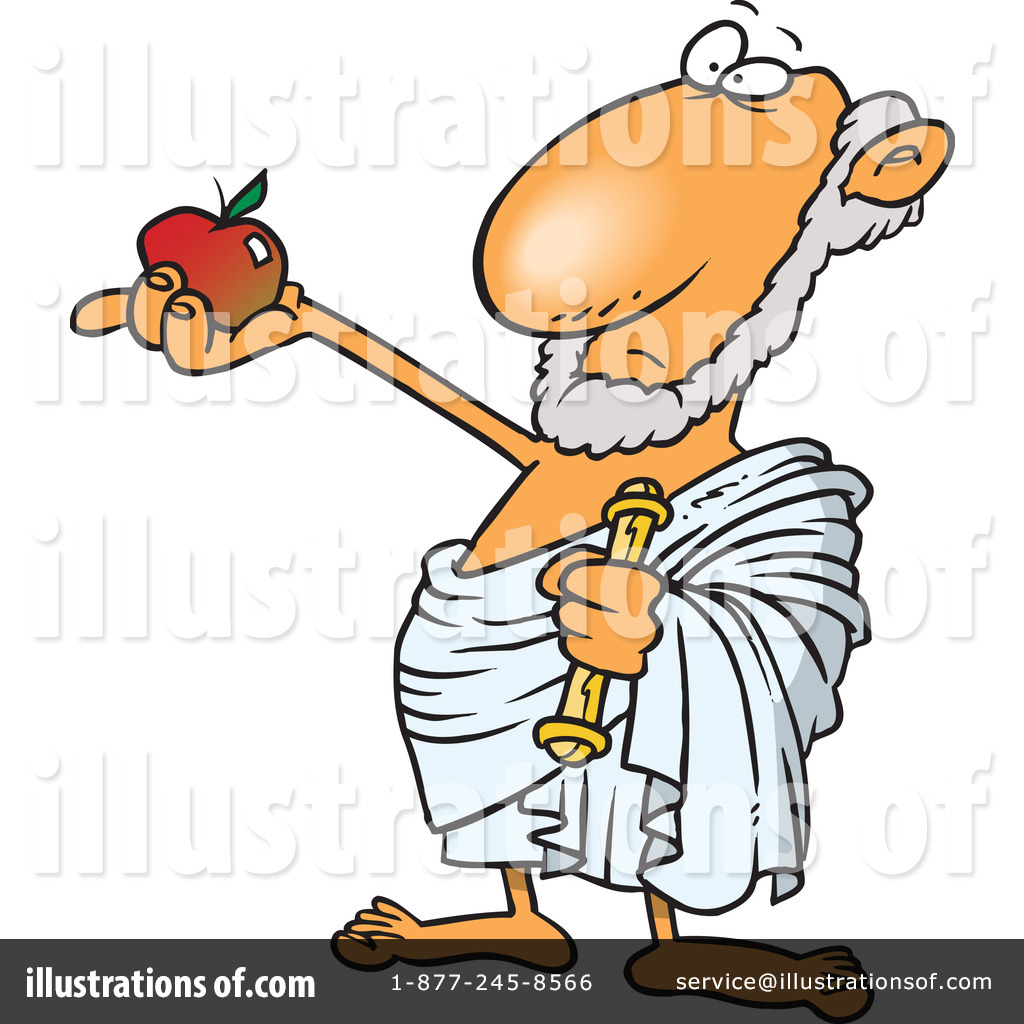Philosopher clipart Clipart by #1047420 toonaday Clipart