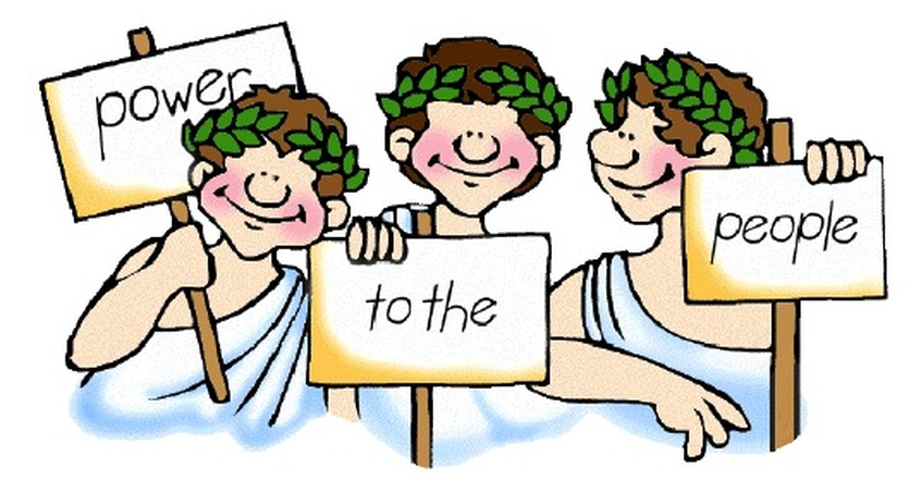 Philosopher clipart greek democracy To Golden HISTORY & CULTURE