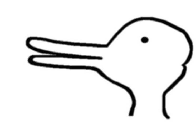 Philosopher clipart investigation Duck time? a is philosopher