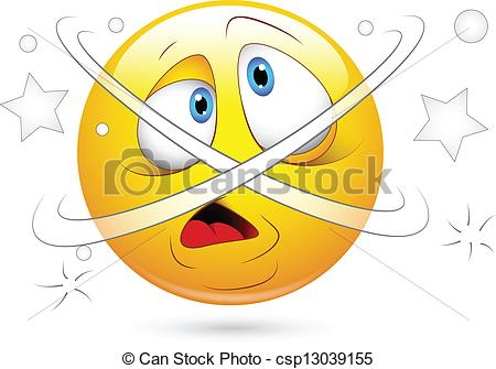 Philosophy clipart dizziness Clipart Smiley clip EPS Confused