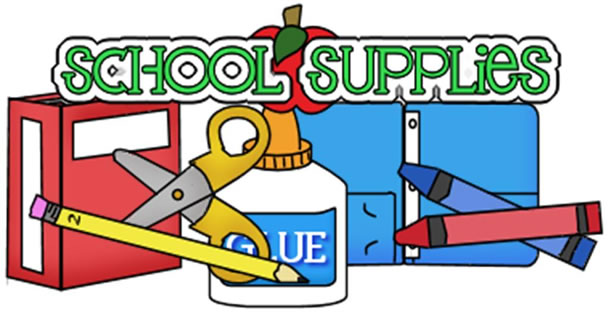 Box clipart school supply Central School News Elementary Recent
